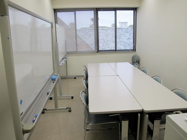 施設利用(演習準備室)|学部在...